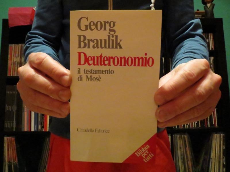 Deuteronomio - Georg Braulik
