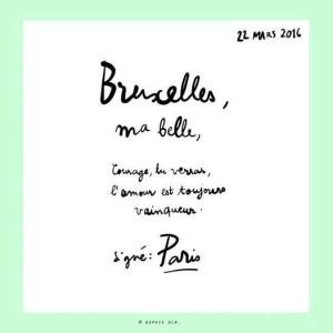 Bruxelles, Casa Mazzolini, 22 Marzo