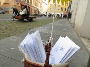 Il Cestino dei Libri, replica, 30 Aprile, Casa Mazzolini