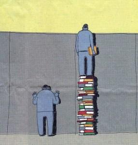Il potere della lettura, Casa Mazzolini