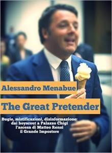 The Great Pretender, Alessandro Menabue, Casa Mazzolini, BUK, Il Cestino dei Libri