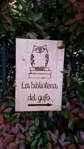 Biblioteca del Gufo, Casa Mazzolini, Il Cestino dei Libri