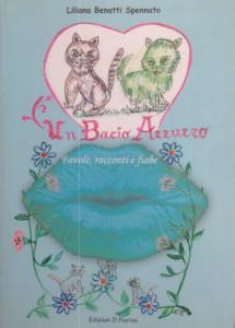 Un bacio azzurro, Il fiorino Edizioni, Casa Mazzolini, BUk, Giornata Mondiale del Libro