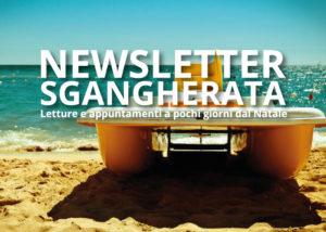Casa Mazzolini, Newsletter Sgangherata, Newsletter, Notizie, Modena, Bologna, Reggio Emilia
