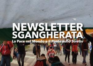 Casa Mazzolini, Marcia, Pace, Newsletter Sgangherata, Newsletter, Martedì, Riflessione, Condivisione, Modena