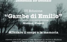 Giorno della Memoria – Pedalata Modena/Fossoli
